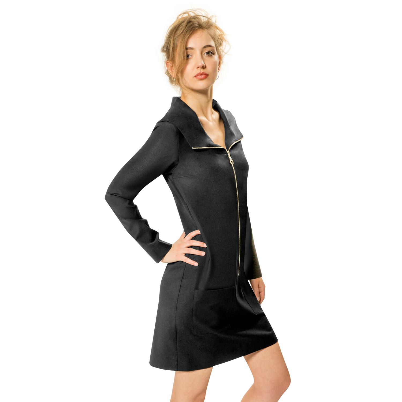 Brandengate Kleid Black Elegance Modell