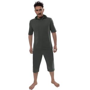 Pyjama-Model-Schilf